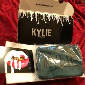 KYLIE cosmetics Makeup Bag Pouch Purse Tote